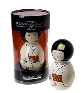 Kokeshi girl with Pkg 300